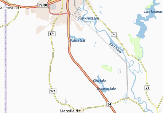 Frierson Map