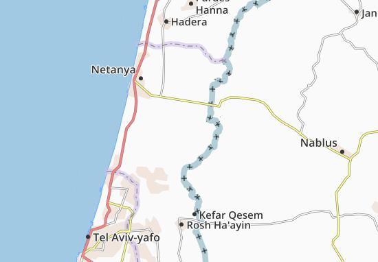 'Azri'El Map