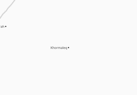 Kaart Plattegrond Khormaleq