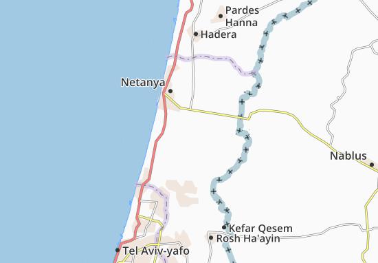 Qadima Map
