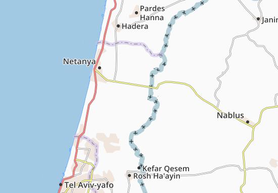 Mapas-Planos Qalansuwa