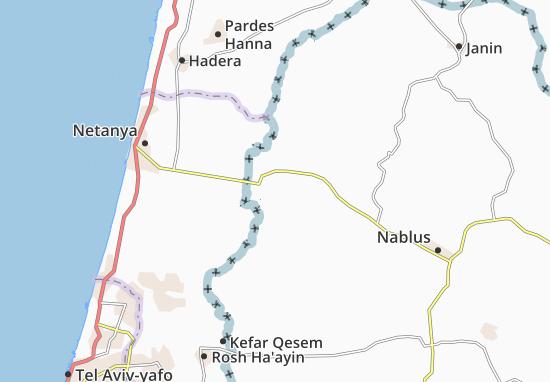 Kafa Map