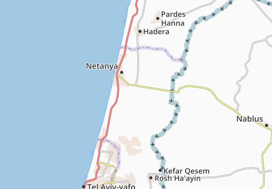 Mapas-Planos Zur Moshe