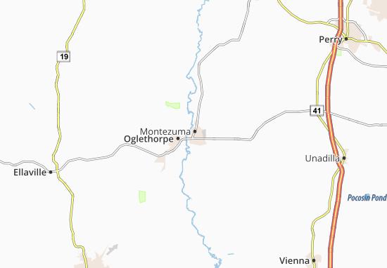 Montezuma Map