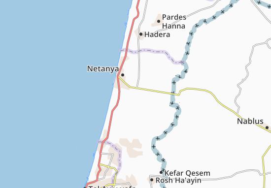 Pardesiyya Map