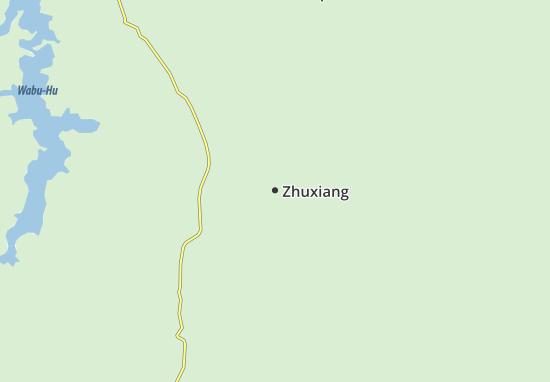 Mapas-Planos Zhuxiang