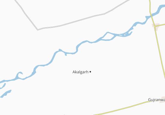 Rasulnagar Map