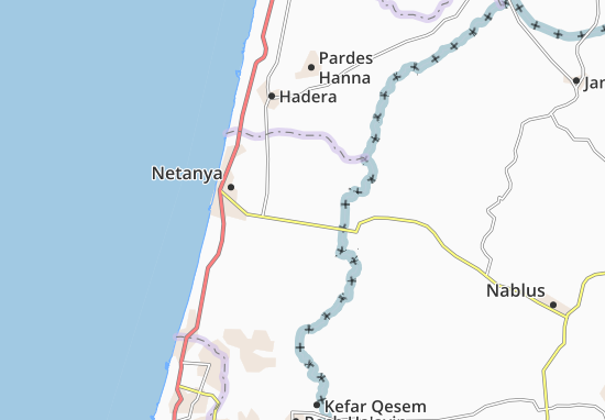 Buregeta Map