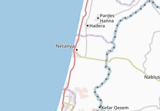 Mapas-Planos Bet Yizhaq