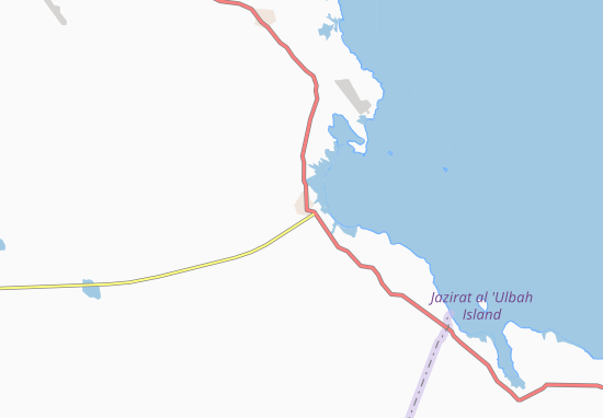 Carte-Plan Al Tamini