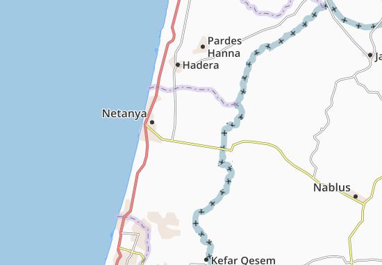 Mapas-Planos Hanni'El