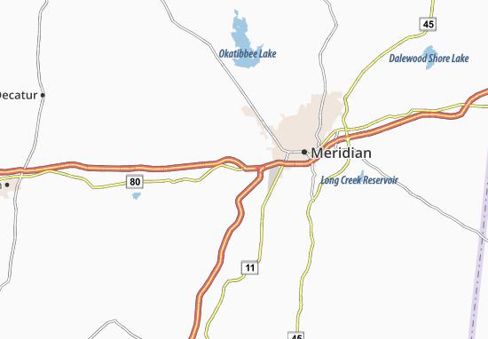 Lost Gap Map