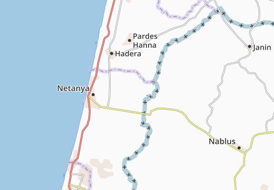 Mapas-Planos Gan Yoshiyya