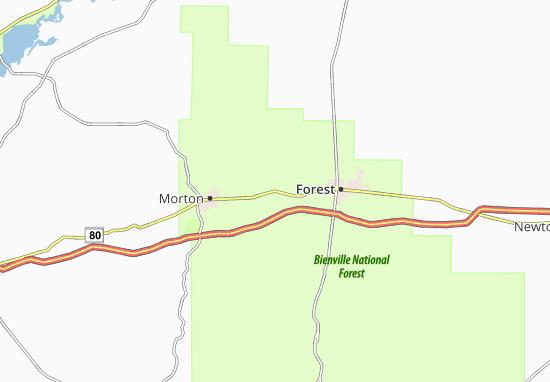 Raworth Map