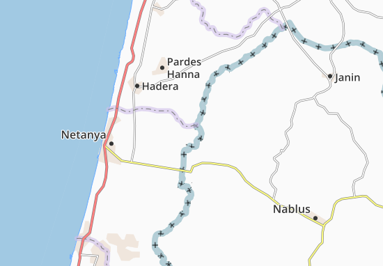 Mapas-Planos Yamma