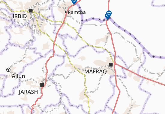 Carte-Plan Manshiyah