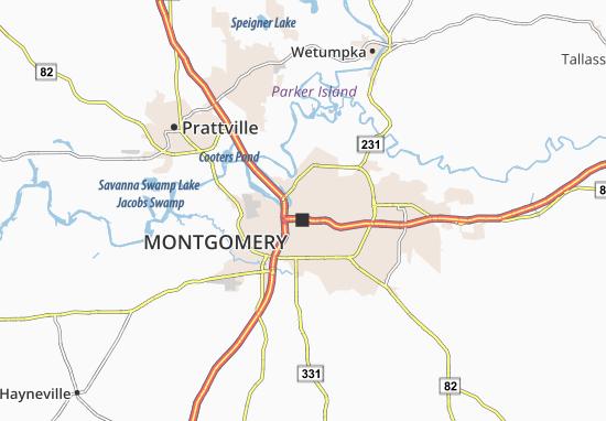 Mappe-Piantine Montgomery
