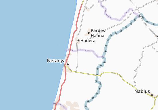 Hogla Map