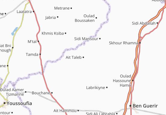 All ViaMichelin for Ait Taleb. Map of Ait Taleb   Michelin Ait Taleb map   ViaMichelin