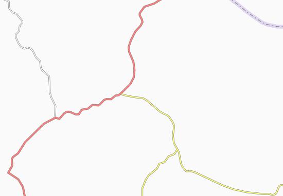 Guangyuan Map
