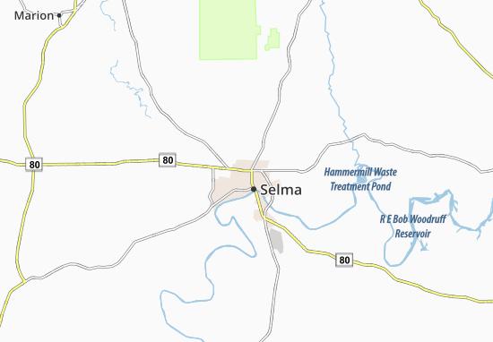 Selma Map