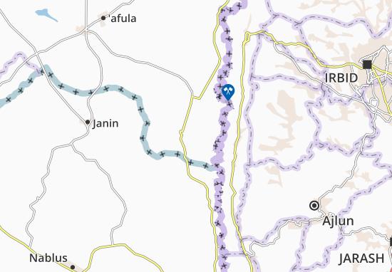 Mappe-Piantine Sede Eliyyahu