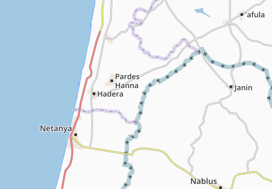 Meisir Map