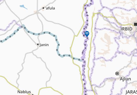 Rewaya Map