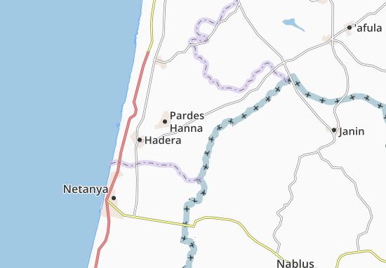 Ma'Anit Map