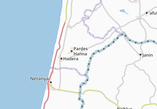 Mapas-Planos 'En Shemer