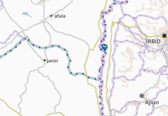 Sheluhot Map