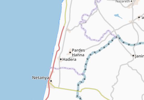 Mishmarot Map