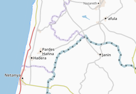 Shari' Map