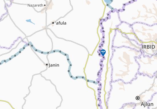 Mapas-Planos Nir Dawid