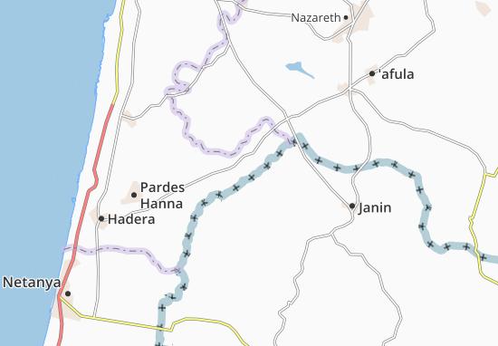 Me 'Ammi Map