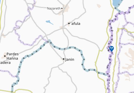 Mappe-Piantine Sandala