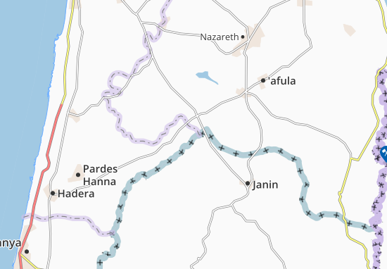 Salim Map