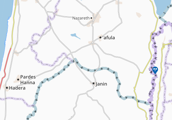 Addirim Map