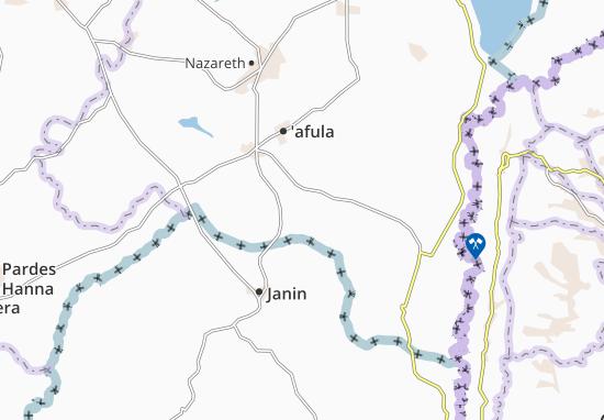 Mapas-Planos Gid'Ona
