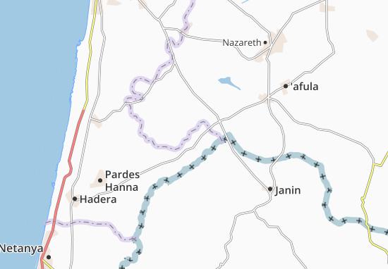 El Musheirifa Map