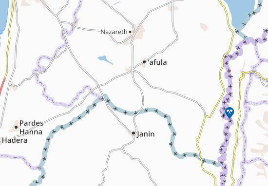 Avital Map