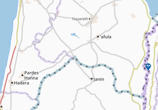 Gadish Map