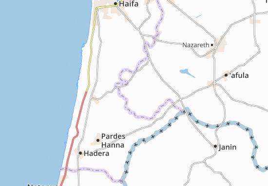 Mapas-Planos Daliyya