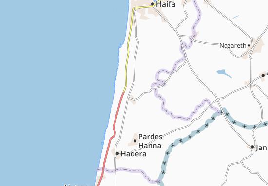 Me'Ir Shefeya Map