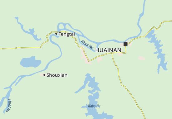Mappe-Piantine Caijiagang