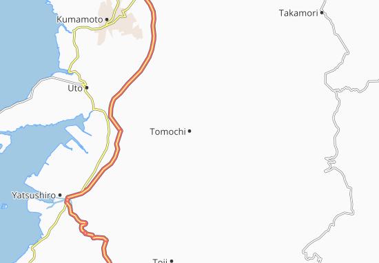 Tomochi Map