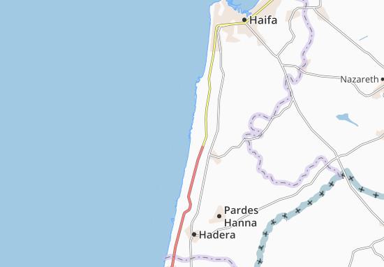 Mapas-Planos Nahsholim