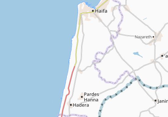 'Ofer Map