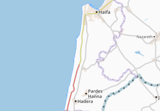'En Ayyala Map
