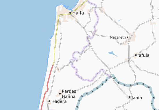 Elyaqim Map